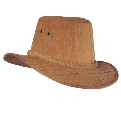 Hat: Buffalo/Croc - Full