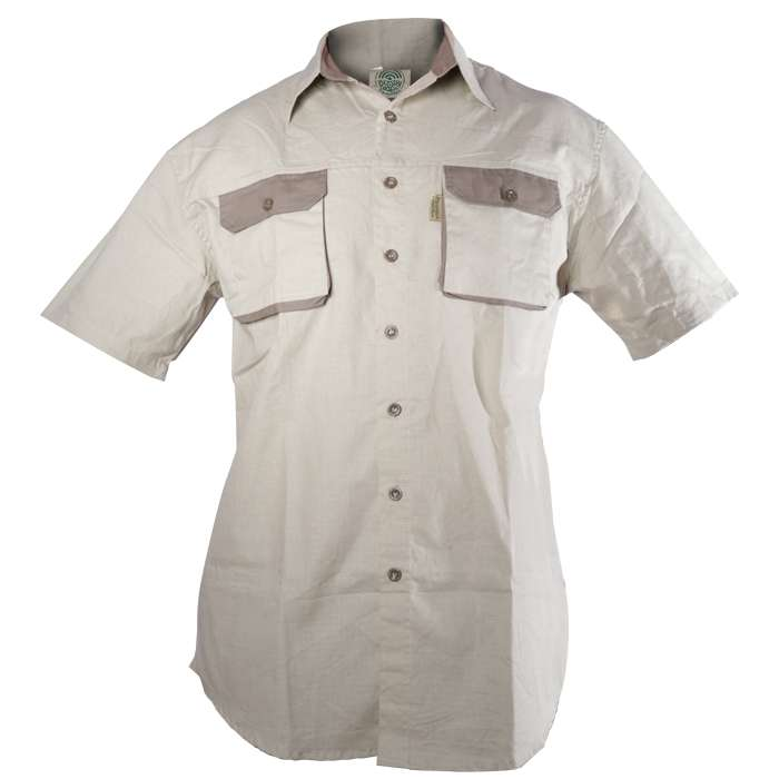 Shirt: Ripstop - Short Sleeve